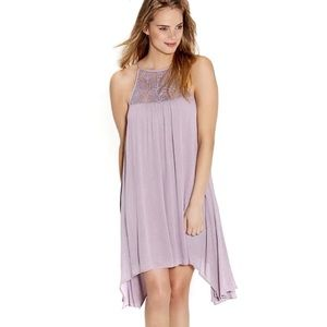 🌙NWT Maurices Lace Bodice Shift Dress